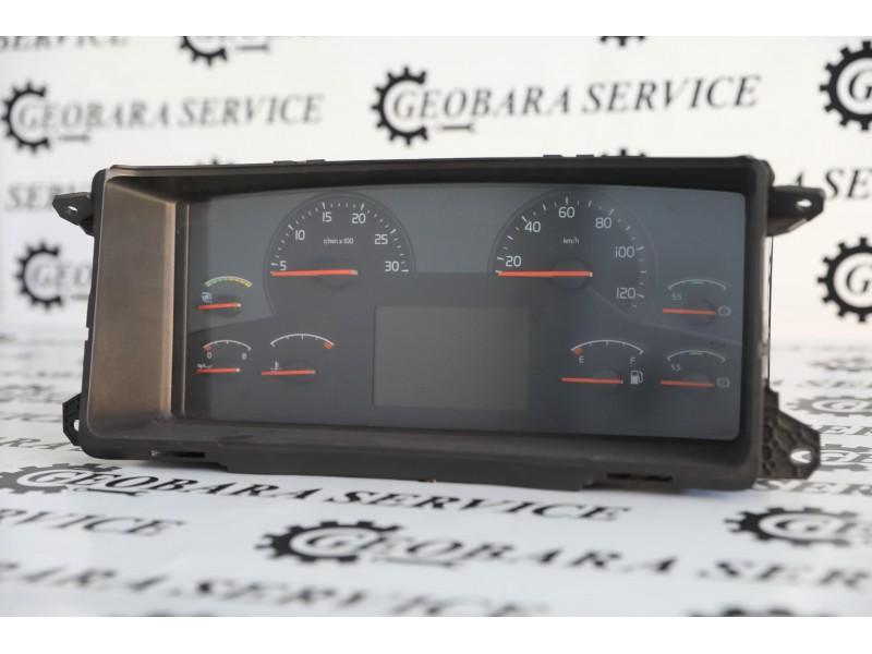 Ceas bord, Volvo FH/FM Eu5 (cv manuala), OEM 20739270