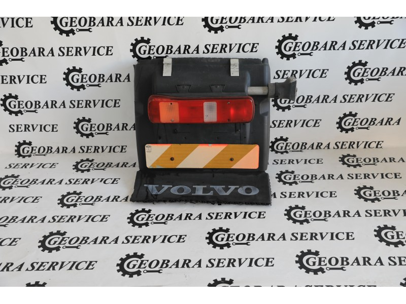 Aparatoare noroi stanga/dreapta spate, Volvo FH/FM 2007-2008, OEM 20453900
