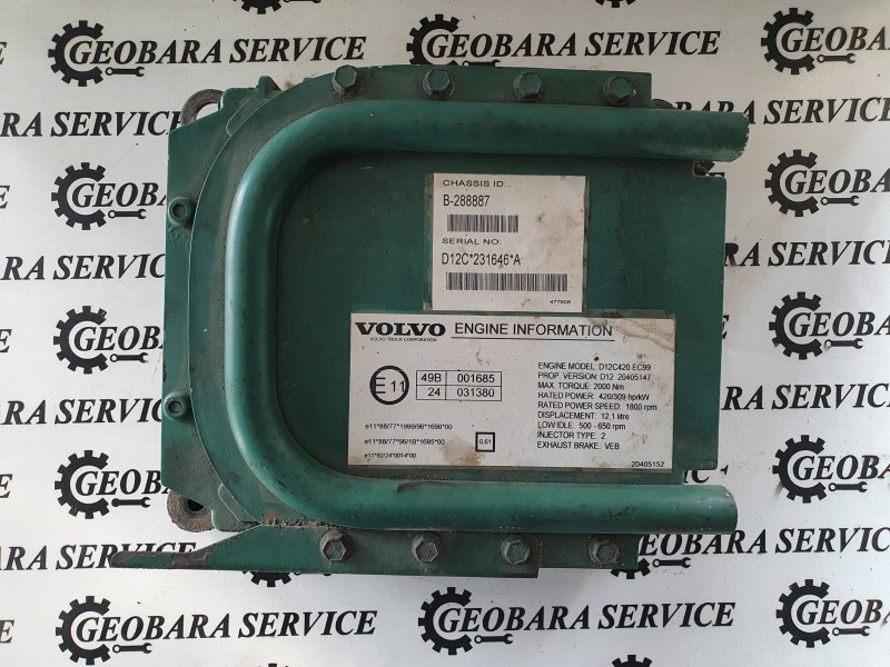 Calculator motor Eu3, Volvo FH/FM ,OEM 20412506
