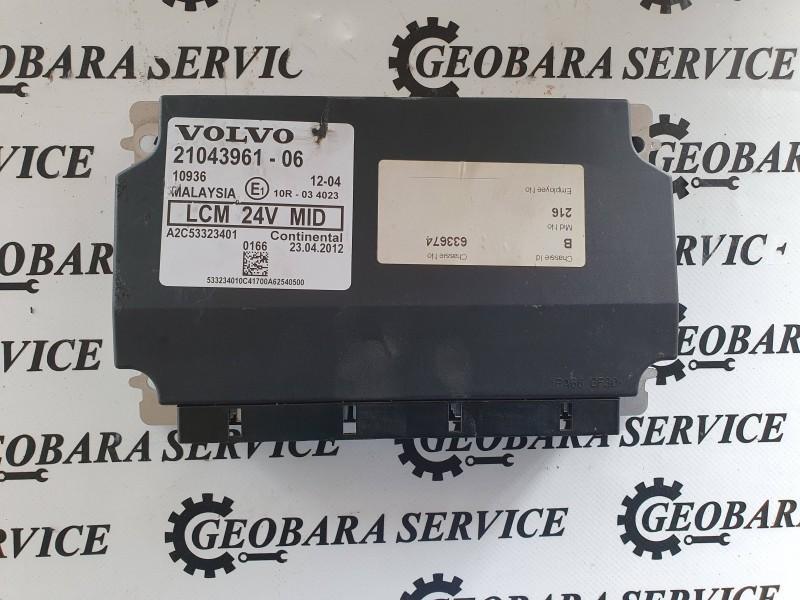 Unitate control lumini, Volvo FH/FM, OEM 21043961